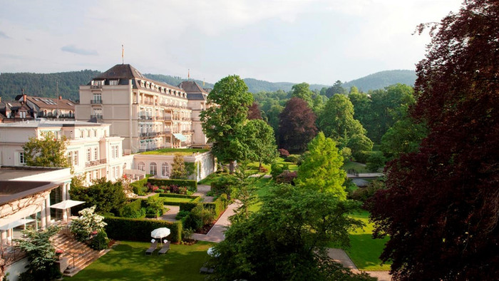 Baden-Baden, Germany: Brenners Park-Hotel & Spa