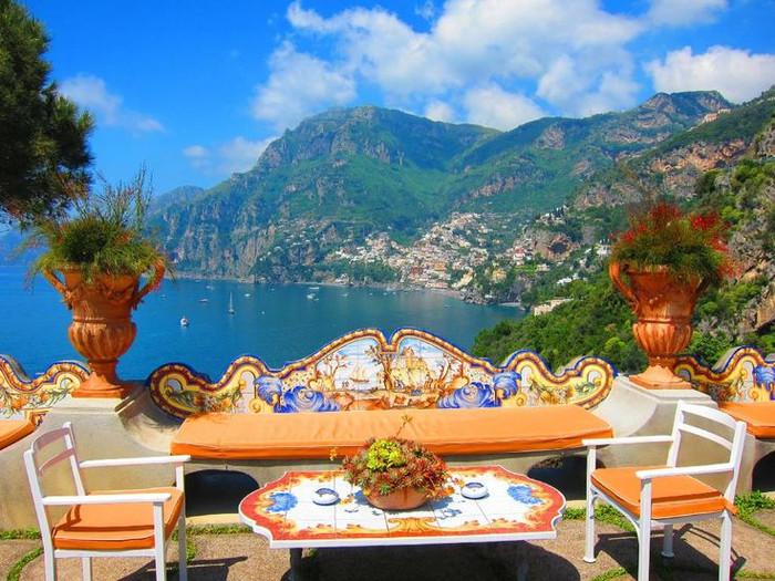 Positano, Italy: Hotel Il San Pietro