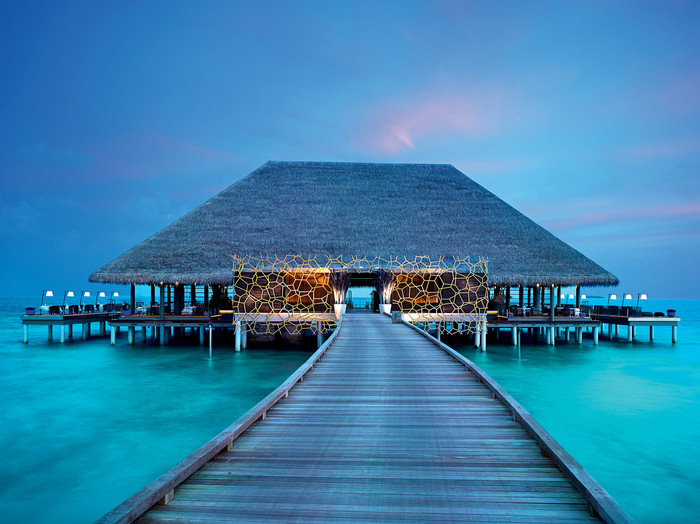 Four Seasons, Landaa Giraavaru