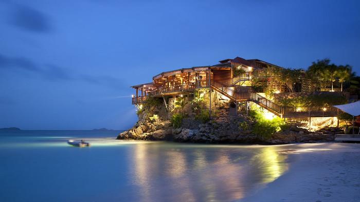 The Caribbean Island of St. Barths