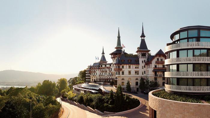 Zurich, Switzerland: The Dolder Grand