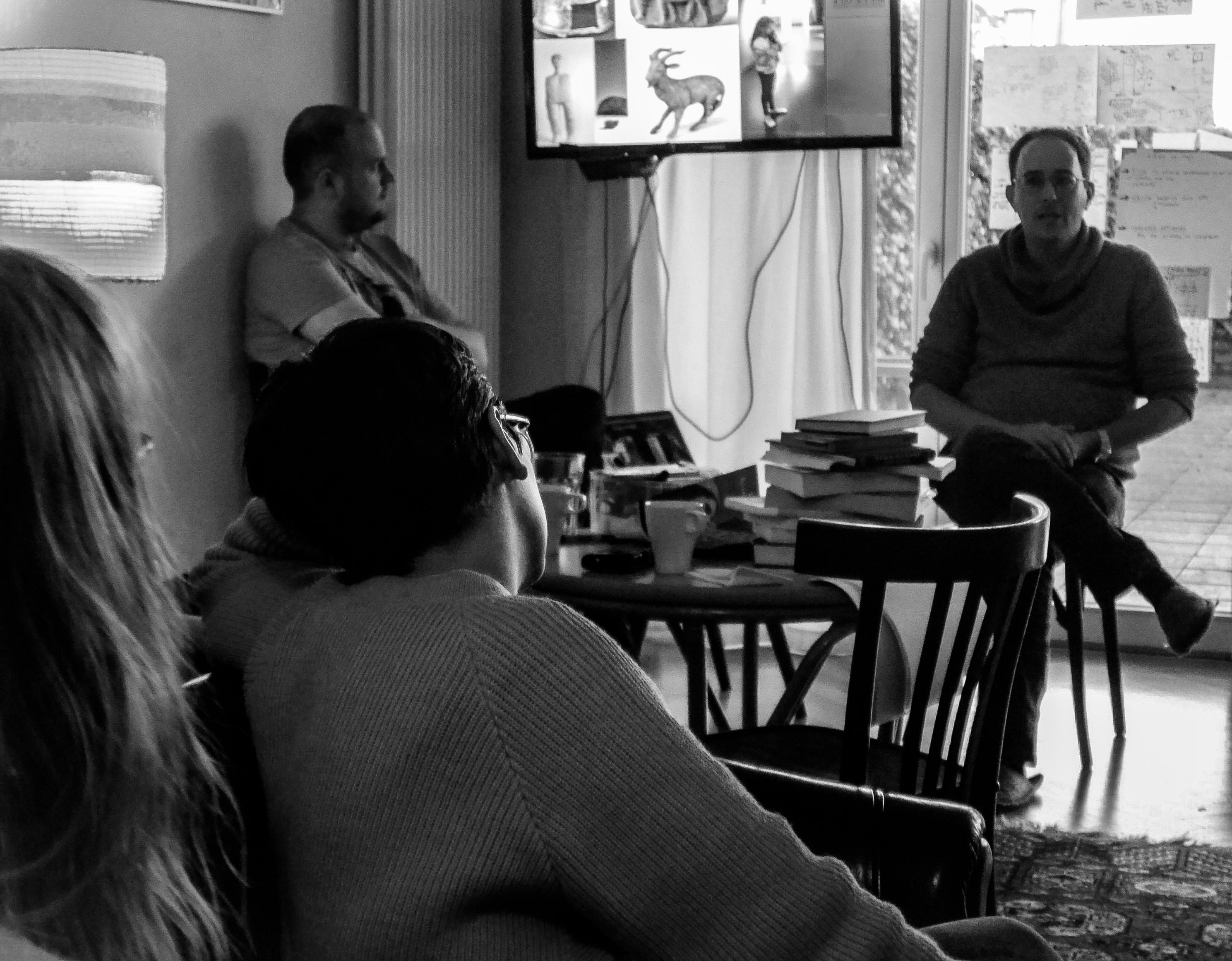 FuturesFeb19 - Lior Zalmanson presenting