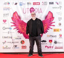 Utopia 2018 Opening Alex de la Iglesia P