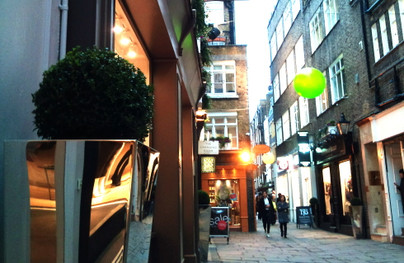St Christophers Place