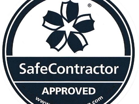 CoAir Ltd accredited as a SafeContractor
