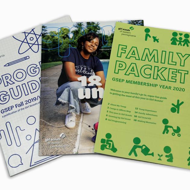 SPARK & family packet