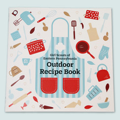 camp recipe book