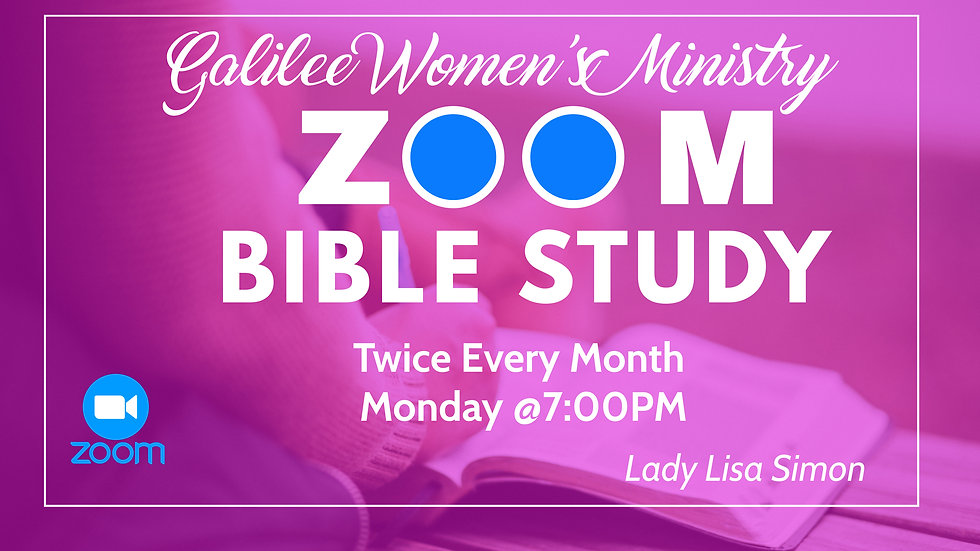 Copy of ZOOM ONLINE BIBLE STUDY TEMPLATE