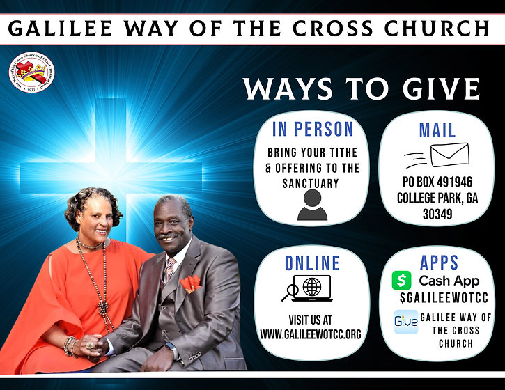 Copy of church online worship ways to gi