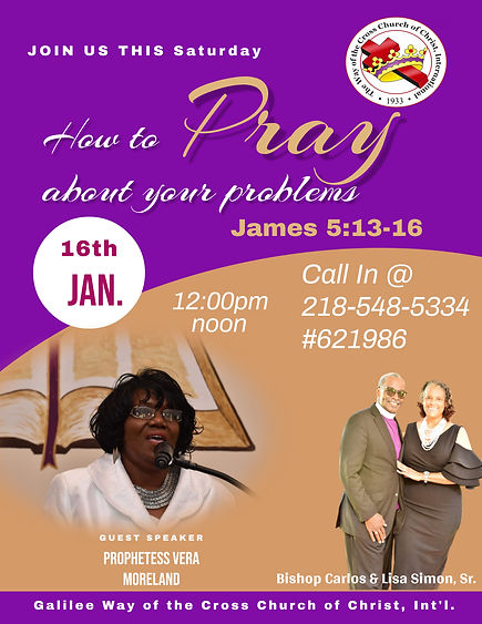 How to pray about your problems