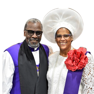 Bishop & Lady Simon