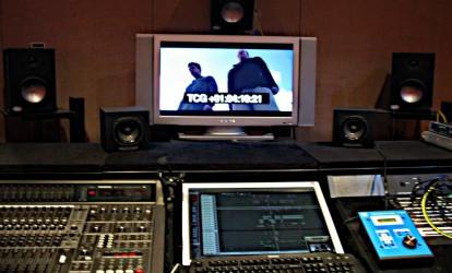 Audio Post Production
