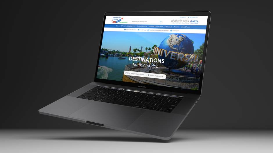 [COMING SOON] Attraction Tickets Direct   Optimising search and results pages