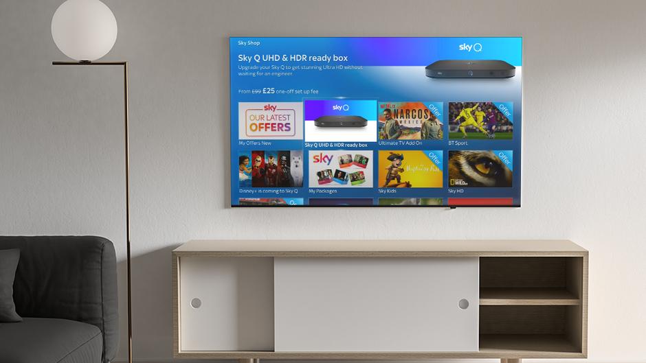 [WIP] Sky Q   Upgrade your Q box
