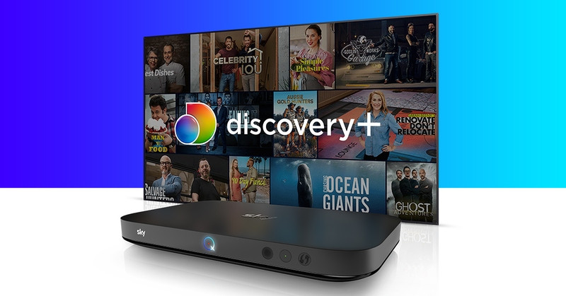 [COMING SOON] discovery+ on Sky Q