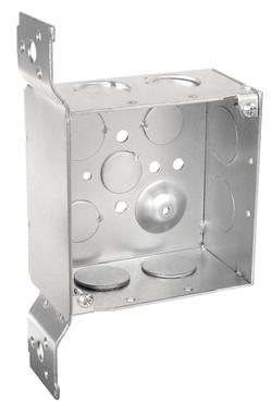 "OCTAGON METAL BOX 4"""