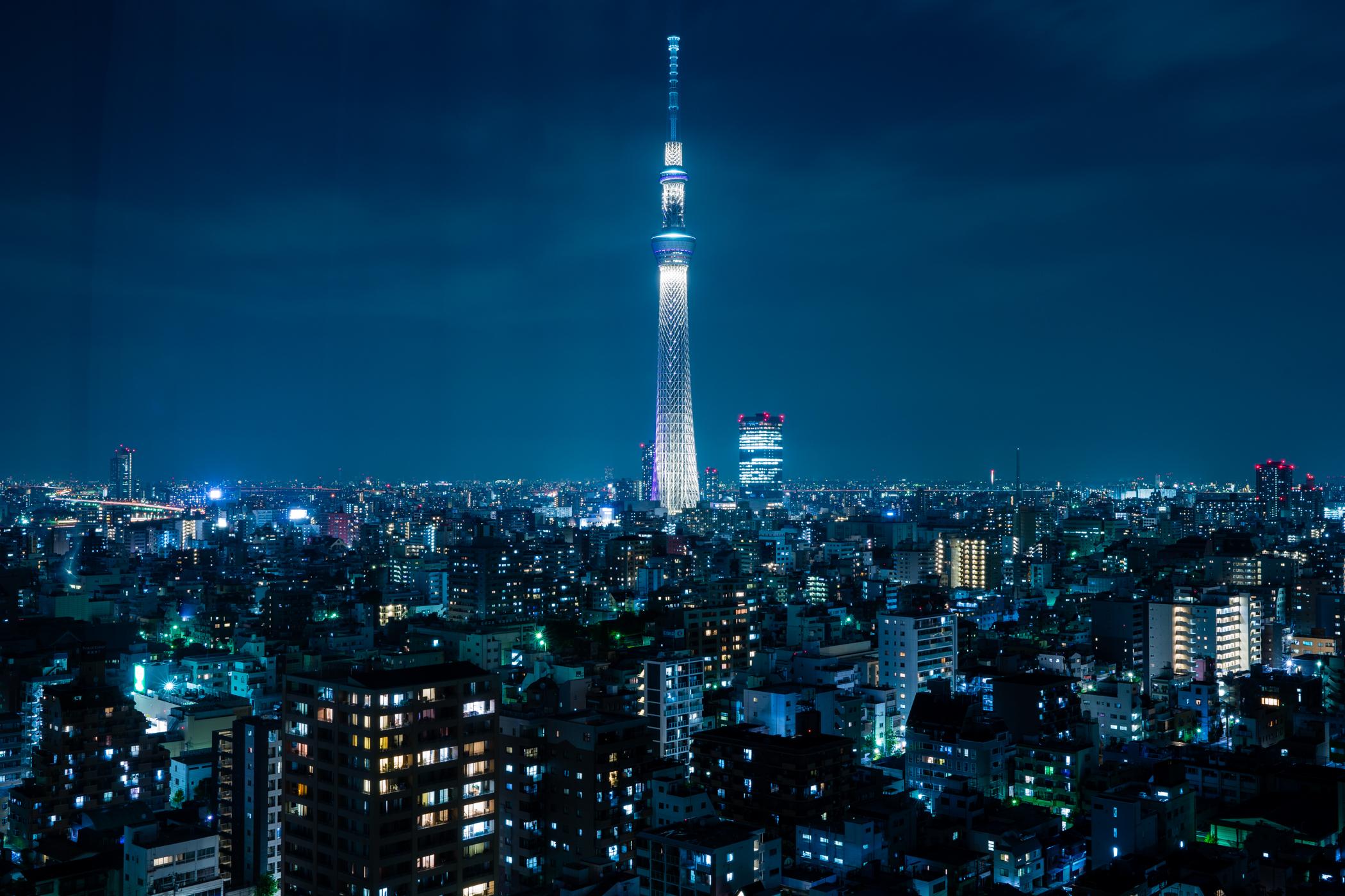 東京都 スカイツリー