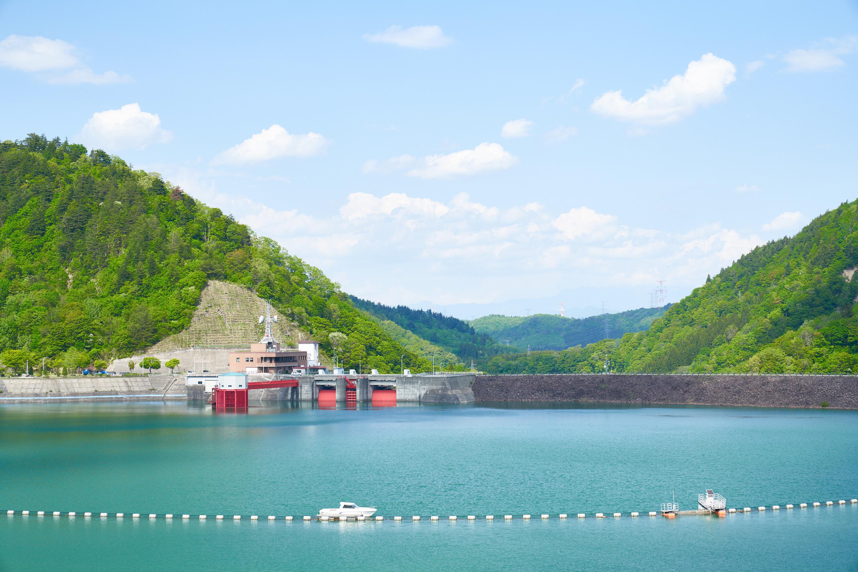 山形県 白石ダム