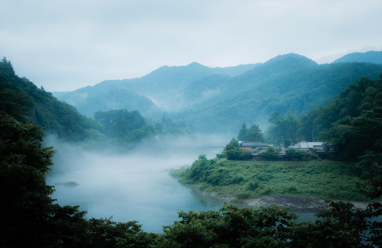 新潟県 関川村