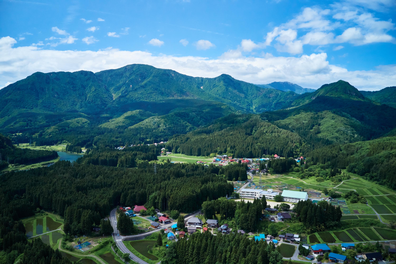 新潟県 日出谷