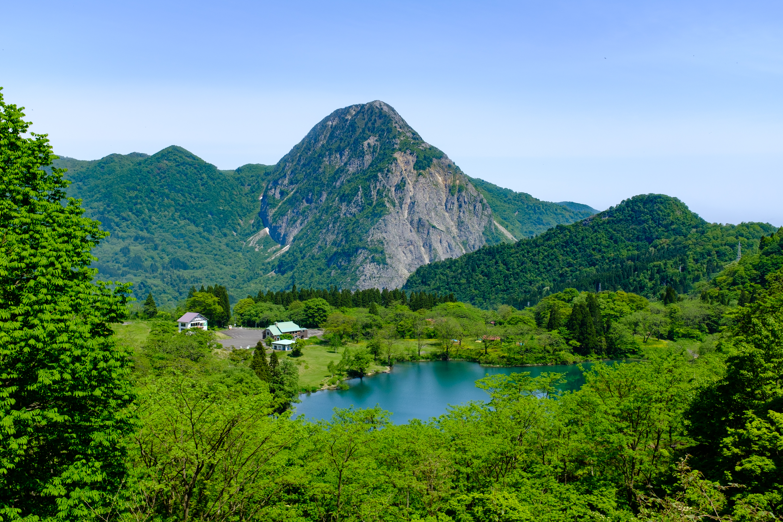 新潟県 糸魚川市 高浪の池