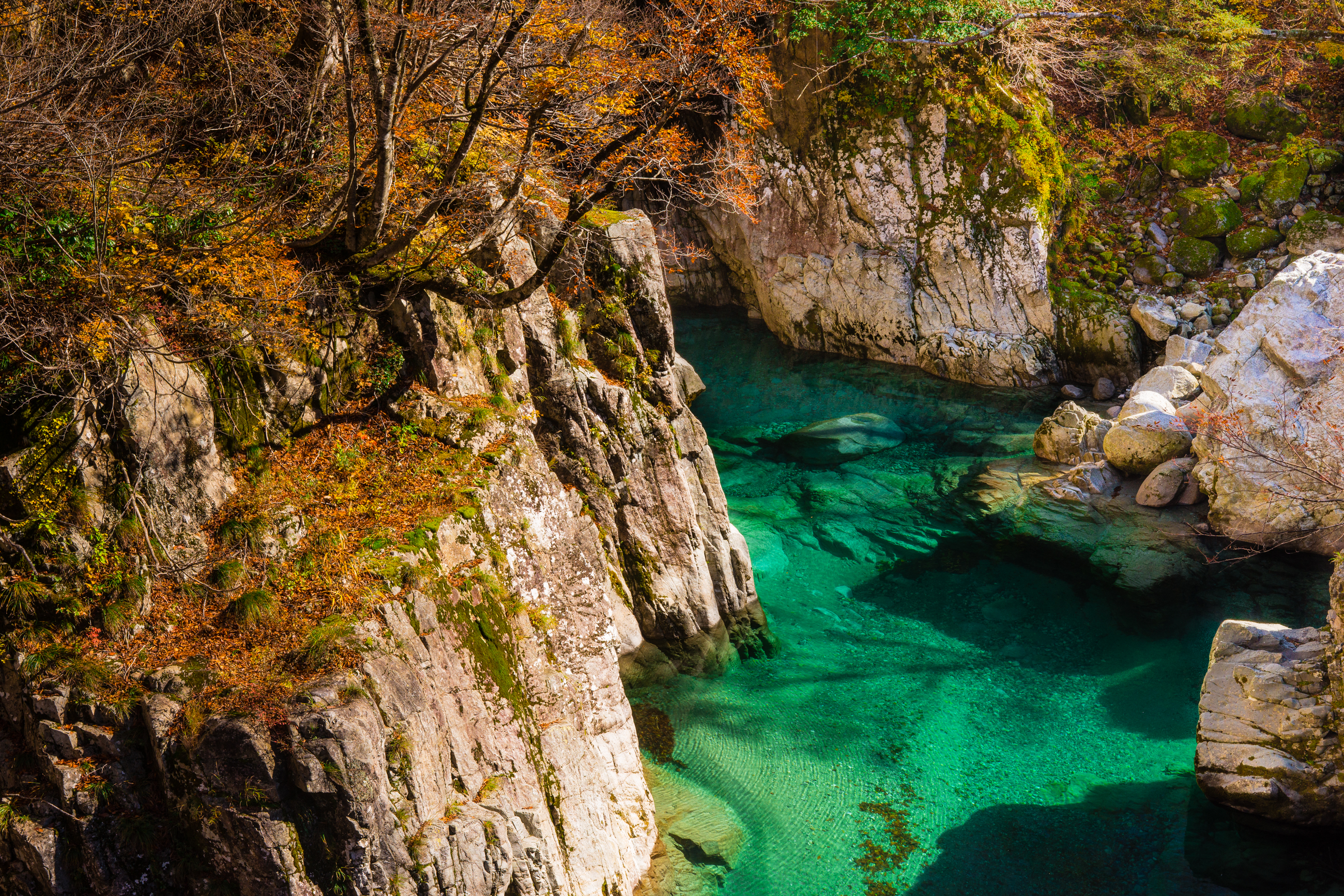 山形県 磐梯朝日国立公園
