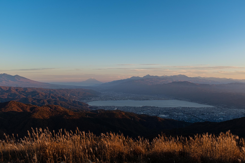 長野県 高ボッチ高原