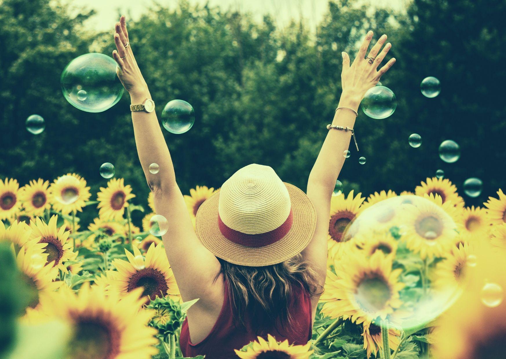 Разрешить себе быть счастливым уже сейчас?