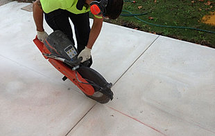 Spray On Paving Covercrete Gold Coast And Brisbane