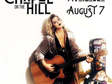 First Thoughts Review: 'Chapel On The Hill' by Newcomer to the UK Country Scene Savannah Jaine