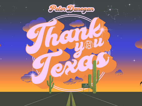First Thoughts Review: 'Thank You Texas' by Peter Donegan