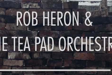 Rob Heron & The Tea Pad Orchestra Interview with Video
