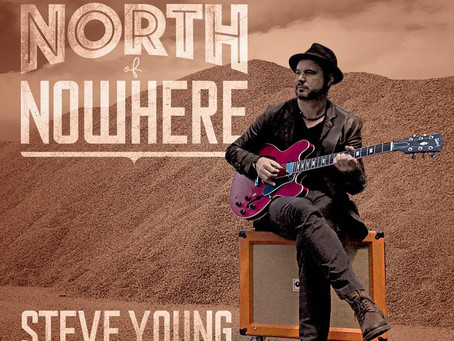 A Little North Of Nowhere - Steve Young UK