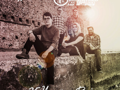 First Thoughts Review: '25 Years of Rain' by Justin Capps and The Cavaliers