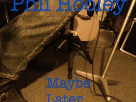 First Thoughts Review: 'Maybe Later' by Phil Hooley