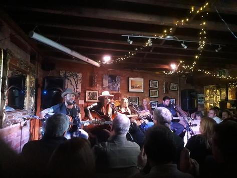Nashville Sounds In The Round at Kitchen Garden Cafe, Birmingham 21/2/19