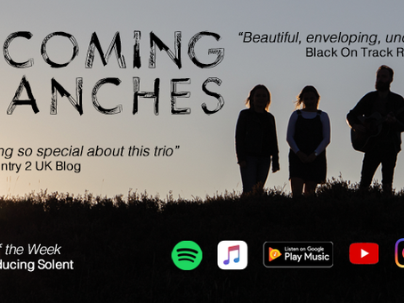 Introducing Becoming Branches & First Thoughts Review Of Their Self Titled EP