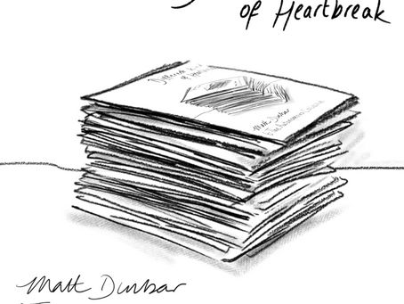 First Thoughts Review 'Different Kind Of Heartbreak' by Matt Dunbar & The Autonomous Collective