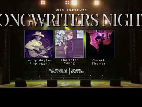WSN Presents - Songwriters Night