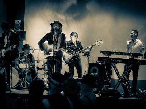Band DARCY in Penkridge