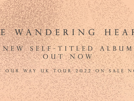 Wandering Hearts Latest Album Review Written by David Brown