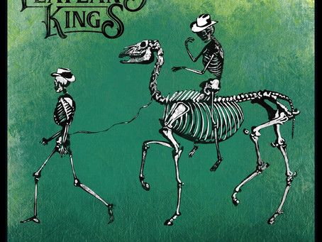 First Thoughts Review: 'Skeletons' EP by Flatland Kings