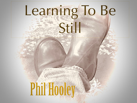 First Thoughts Review: 'Learning To Be Still' by Phil Hooley