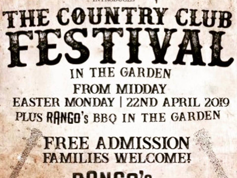The Country Club Festival at Rango's