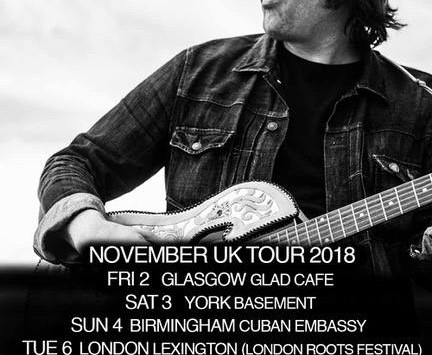 Upcoming Gigs & Tours
