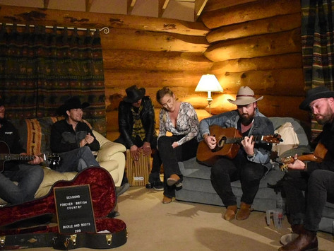 Our International Jam Session from The Cabin at Buckle & Boots