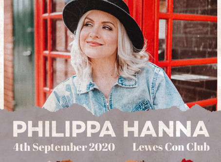 Modern Age Music Presents - Philippa Hanna