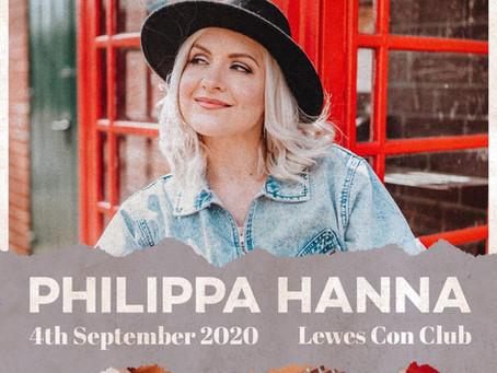 Modern Age Music Presents - Philippa Hanna