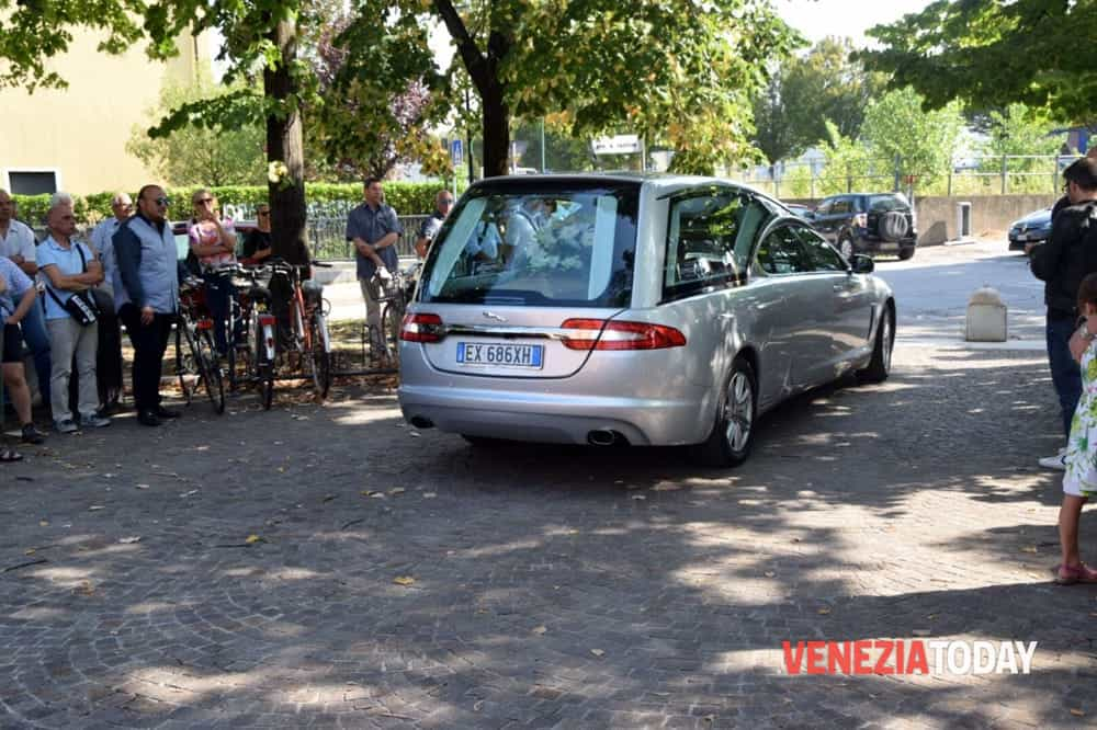 Funerale di Luigi Nocco e Sabrina Panzon