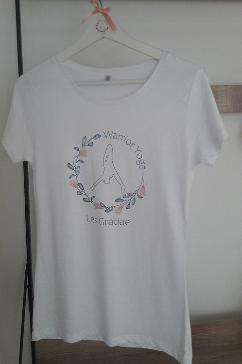 T-shirt logo Les Gratiae Taille M